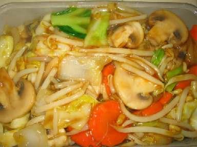 69________stir fried mixed vegetables