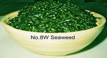 8W________Crispy seaweeds