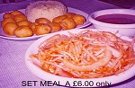 ZZzzz.......tried of browsing?  try our *SET MEAL*